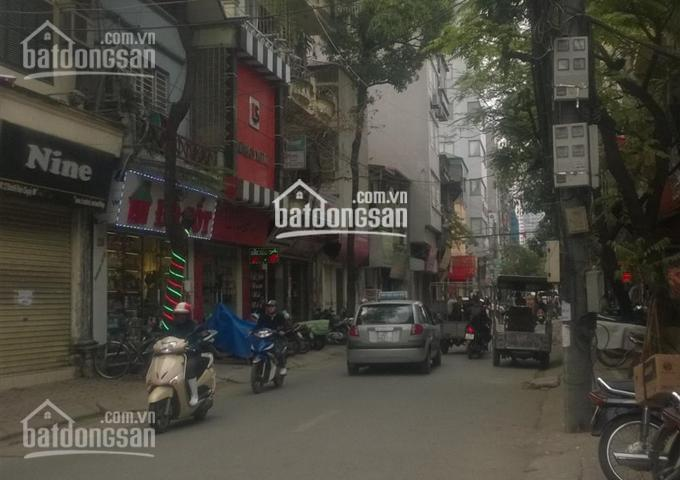 Bán nhà mặt phố kinh doanh Doãn Kế Thiện, Cầu Giấy, Hà Nội. Mặt tiền 4m