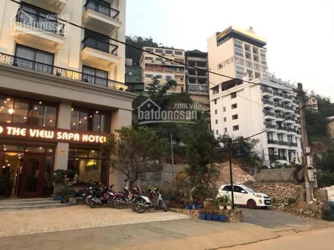 Bán đất - vị trí view hot nhất thị trấn Sapa - đất phù hợp xây khách sạn