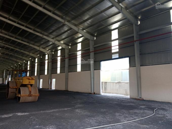 Xưởng cho thuê tại Đức Hòa - Mặt tiền Tỉnh Lộ 10 - Long An, DT 3.000m2