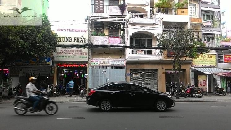 Chính chủ bán nhà mặt tiền đường Dương Khuê, Tân Phú, DT: 9 x 18m, cấp 4, giá 16.5 tỷ