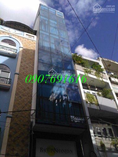 Chính chủ bán nhà MT Ký Con, Q1. DT: 4x18m, 8 tầng, có thang máy, vuông vức, chỉ 45 tỷ 0907691616