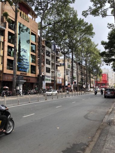 Bán gấp nhà mặt tiền đường Cô Giang, Phú Nhuận, DT 5.7x17m, KC 7 tầng, giá chỉ 17.9 tỷ