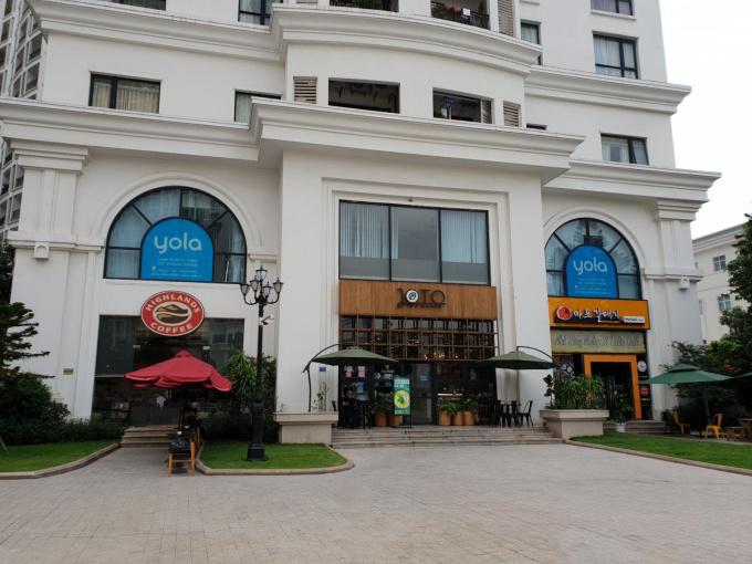 Chính chủ bán căn Shophouse Royal City, đầu tư kinh doanh sinh lời cực tốt! LHCC: 0966291985