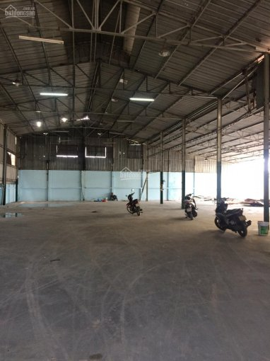Cho thuê kho xưởng đường Hương Lộ 2, Bình Tân. Diện tích: 1200m2, giá 70 tr/th