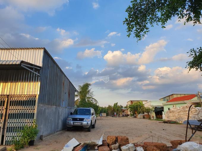 Đất vườn mặt tiền đường Nguyễn Văn Tạo, Hiệp Phước, Nhà Bè ảnh 0