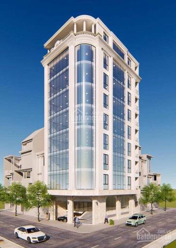 Nhà mặt phố Nguyễn Khang, Lô góc, 125m2 x 9 tầng, cho thuê 200tr/tháng, 50 tỷ