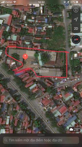 Bán kho xưởng 4300m2 mặt đường 754 Trường Chinh, gần ngã 3 Quán Trữ. Giá chỉ 9 tỷ