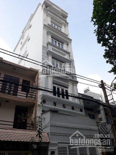 Bán nhà mặt tiền Hà Tôn Quyền, P6, Q11, DT: 3.3x14m, 6 tầng + hầm, có thang máy, giá 10.5 tỷ TL