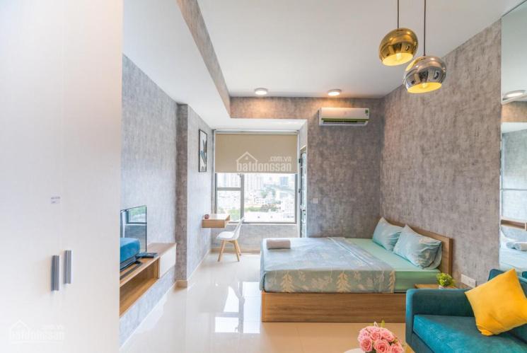 Cho thuê officetel, studio River Gate, Bến Vân Đồn, Q4, giá 13 triệu/tháng, LH 0908268880