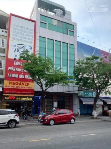 Bán nhà mặt tiền số 02 Hàm Nghi 4.5 tầng ngang 8m, giá rẻ nhất