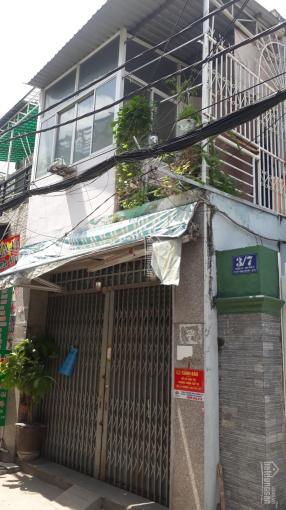 Nhà đường 49 (ô tô trước nhà) 1 trệt 1 lầu, (4m x 15m) 2 PN, 2 WC, sổ chung, bán 2 tỷ 500