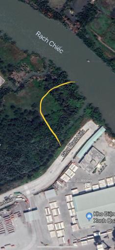 CC bán 6300m2 đất tại P.Phú Hữu,Q.9,(đối diện Cảng JTC), có đường nội bộ 5m, đất được quy hoạch ODT