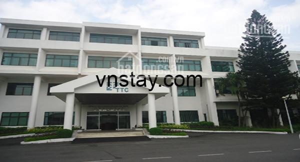Văn phòng trong khu chế xuất Tân Thuận Quận 7 cho thuê, 520m2 - 1.000m2 giá rẻ