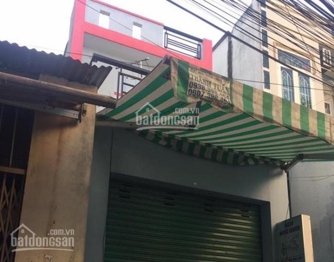 Bán nhà hẻm 5 mét Nguyễn Văn Yến, 4x17m - 1 lầu - 5.2 tỷ