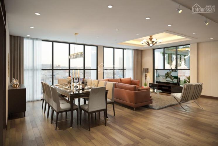 Quỹ căn hộ penthouse duplex ngoại giao đẹp nhất view sông Hồng - cầu Nhật Tân tại One 18 Ngọc Lâm