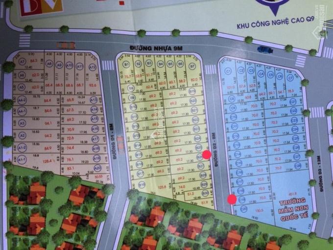 Bán đất 100m2 KDC An Việt, đường Nguyễn Xiển Q9, giá 1.8tỷ/100m2 SHR, ngay Vincity, 0888.4940.21