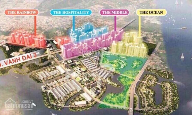 Vinhomes Grand Park Quận 9 (VinCity) nhận giữ chỗ siêu dự án đường Nguyễn Xiển Q9, TP. Hồ Chí Minh