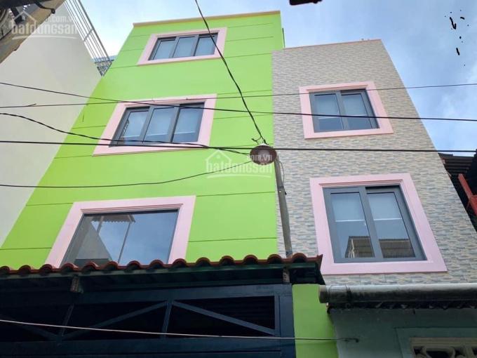 Bán nhà Nơ Trang Long, 55m2, 4 tầng, giá 5,2 tỷ
