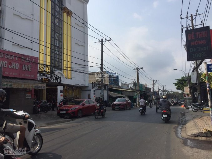 Kẹt tiền bán gấp MTKD đường Bình Long, P. Phú Thọ Hòa, DT: 4x43m, hết lộ giới, vuông vức, bao đẹp