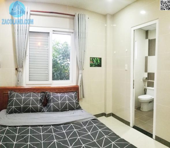 Cho thuê phòng cạnh Lotte Quận 7, có sẵn tiện nghi, có thang máy, giờ tự do, an ninh cực tốt, 4.8tr