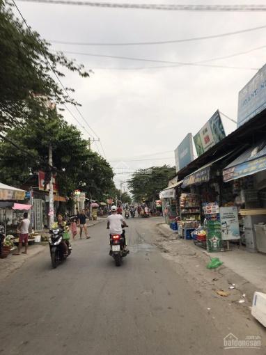 Bán lô đất liền kề, 2 mặt tiền (truớc&sau) đường Đông Hưng Thuận 02, LH 0903633755