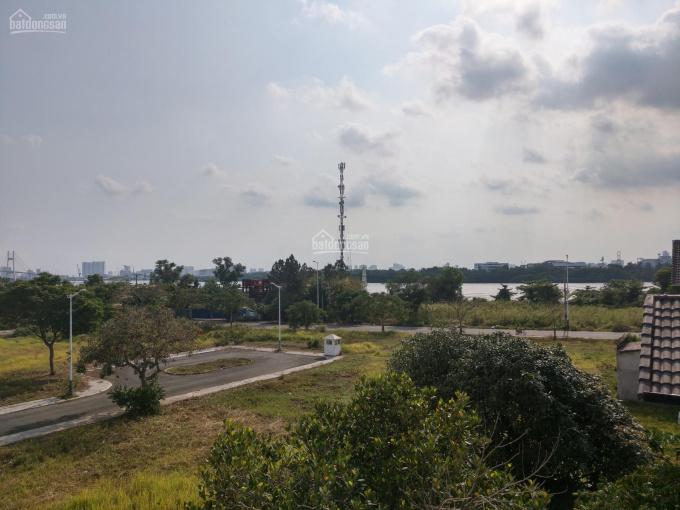 Bán đất xây biệt thự dự án Huy Hoàng, P. Thạnh Mỹ Lợi, Quận 2. Lô J và P gần sông tuyệt đẹp