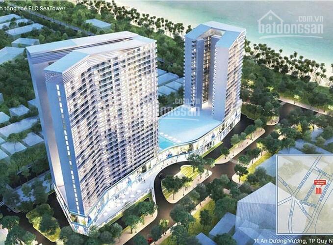 Bán căn hộ cao cấp FLC SeaTower Quy Nhơn. Giá cả tốt nhất, vị trí đẳng cấp nhất thành phố Quy Nhơn