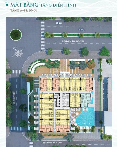 Chính chủ cần bán nhanh căn hộ Block Tropical, dự án Quy Nhơn Melody giá cực tốt. LH: 0931304668 ảnh 0