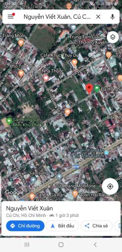 MT Nguyễn Viết Xuân, TT Củ Chi 617m2, có 150m2 thổ cư, giá 8 tỷ. Alo 098.995.2837 ảnh 0