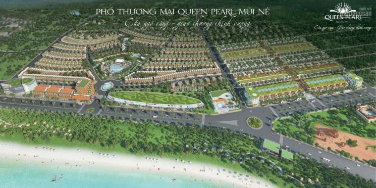 Chính chủ cần tiền gấp bán lại một số nền dự án Queen Pearl Mũi Né - Phan Thiết, giá chỉ từ 1.65 tỷ
