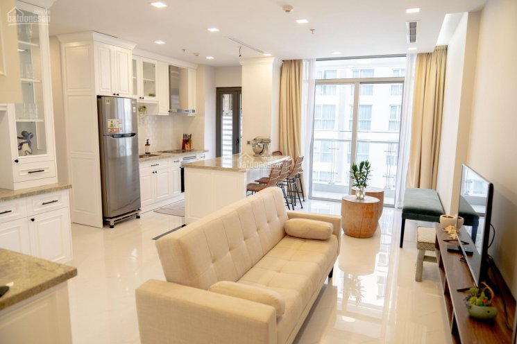 Bán căn hộ chung cư Vinhomes Central Park 2PN, 80m2, Park 7, LH 0763591208