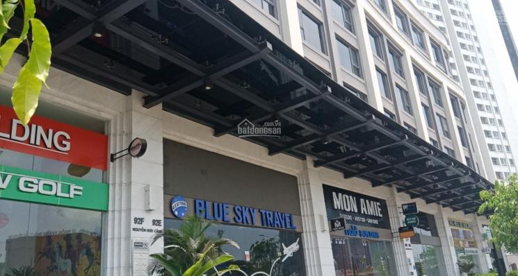 Văn phòng cho thuê Saigon Pearl 92 Nguyễn Hữu Cảnh: 172m2 88tr/th. Thanh 0965154945