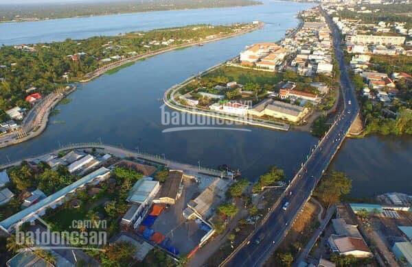 Đất nền trung tâm TP Vĩnh Long sổ đỏ từng nền giá 8.5tr/100m2 xây tự do thổ cư 100%. LH: 0908207092 ảnh 0