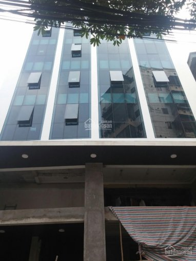 Bán nhà mặt phố Quan Hoa, Nguyễn Khánh Toàn vị trí đẹp. DT: 112m2, xây 7 tầng, hướng Đông Nam
