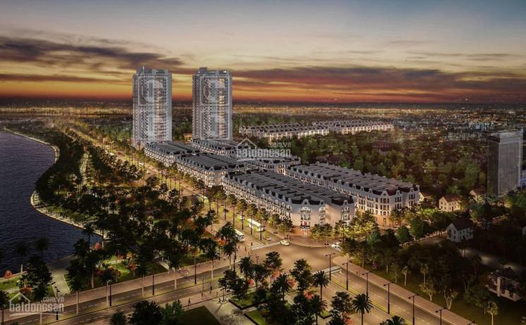 Bán suất ngoại giao dự án 31ha Thuận An Central Lake, đường 30m sát Vincity Gia Lâm, giá 73tr/m2