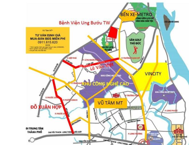 Giá rẻ nhất thị trường: Nhà mặt tiền kinh doanh Đỗ Xuân Hợp, 5x29m = 145m2 CN, 11.5 tỷ