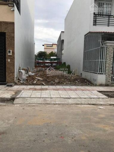 Gia chủ cần bán lại lô đất MT đường Phạm Đức Sơn - khu Trương Đình Hội 3 P. 16, Q. 8, sổ hồng riêng ảnh 0
