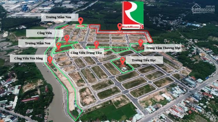 Nhận đặt chỗ nhà ở xã hội Richhome 3 - Ngay TT chợ Bến Cát, giá chỉ từ 460tr, NH hỗ trợ 60% ảnh 0