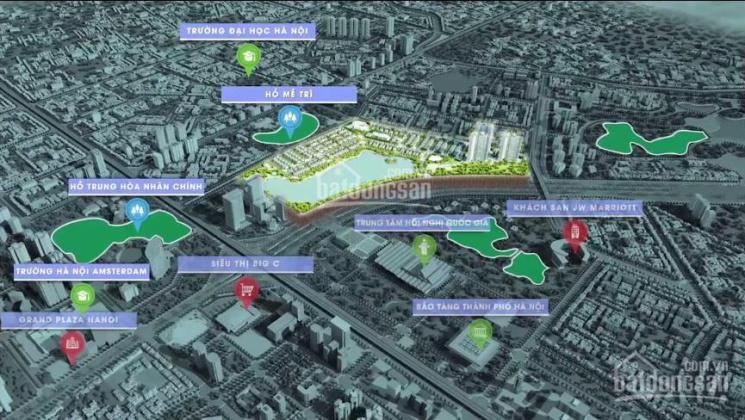 Cho thuê biệt thự tại dự án Vinhomes Green Bay Mễ Trì đã hoàn thiện mặt trong, LH: 0982 396 732