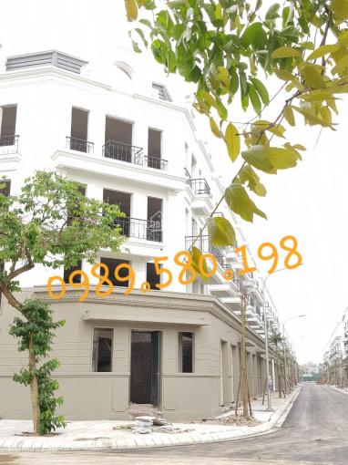 Bán căn góc đường 13,5m dự án đất đấu giá 31ha, Ngô Xuân Quảng, Gia Lâm, 55tr/m2 0989580198