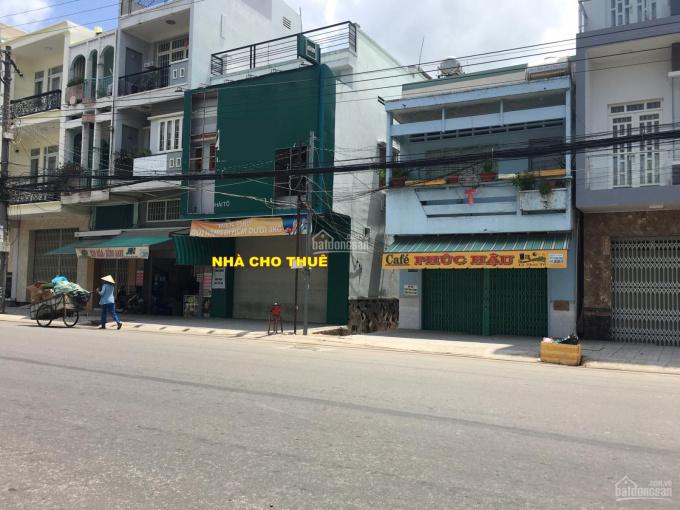 Cho thuê nhà mặt tiền Lý Thái Tổ thành phố Long Xuyên, An Giang
