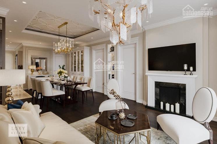 Cho thuê căn 2PN Vinhomes Central Park nội thất Châu Âu 23 triệu/th, 90m2 lầu 9, LH 0977771919