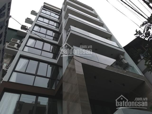 Bán tòa nhà căn hộ 8 tầng cho 9 căn hộ view hồ tuyệt đẹp, cho doanh thu thuê khủng
