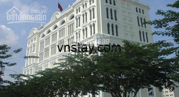 Cho thuê làm văn phòng và thương mại tòa Paragon Nguyễn Lương Bằng, quận 7