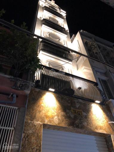 Bán nhà mặt tiền đường Cửu Long, Q. Tân Bình, DT 4x30m, nhà 3 lầu giá bán: 17 tỷ