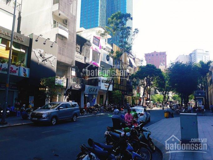 Cho thuê nhà hàng khan hiếm Mạc Thị Bưởi, P. Bến Nghé, DT: 4.5x21m 5 lầu ST 231.4 triệu
