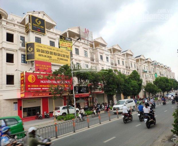 Gold Link cho thuê nhà phố mặt tiền Cityland, Gò Vấp, thang máy, giá tốt, 50tr/th, LH 0979302828