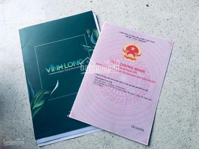 Hưng Thịnh mở bán đất nền sổ đỏ, vị trí đắc địa ngay trung tâm thành phố Vĩnh Long, CK: 18% ảnh 0