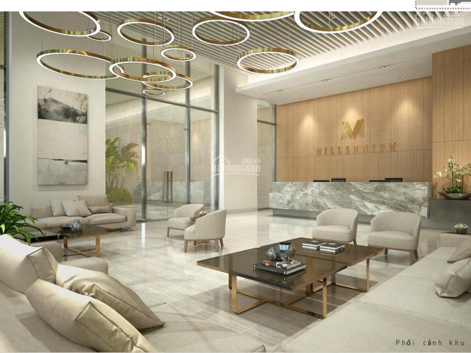 Tin hot có thật ! chỉ 200tr sở hữu văn phòng office hạng sang Millennium Q4 ngay trung tâm Sài Gòn