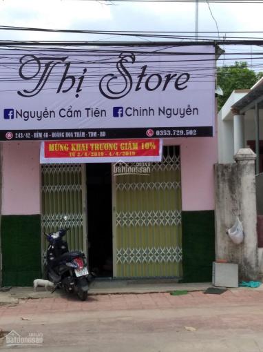 Mặt tiền đường Nguyễn Bình (hẻm 48 Hoàng Hoa Thám cũ) giá tốt, vị trí đẹp kinh doanh